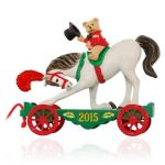 2015 Pony for Christmas Hallmark Ornament