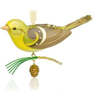 Lady Western Tanager Bird Beauty of The Birds QXE3759