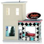 Andy's Cars Hallmark Ornament Nostalgic Houses and Shops
