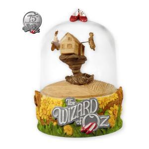2013 It's A Twister Wizard of Oz Hallmark Magic Ornament