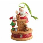 2011 Countdown to Christmas Hallmark Magic Ornament