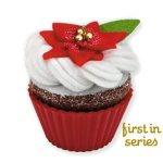 2010 Christmas Cupcakes 1st in Hallmark Keepsake series
