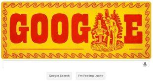 Google Doodle John Wisden