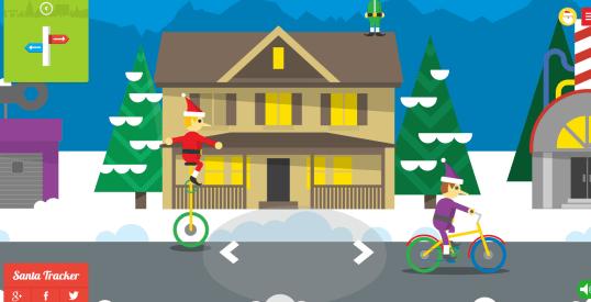 Santa Tracker 4
