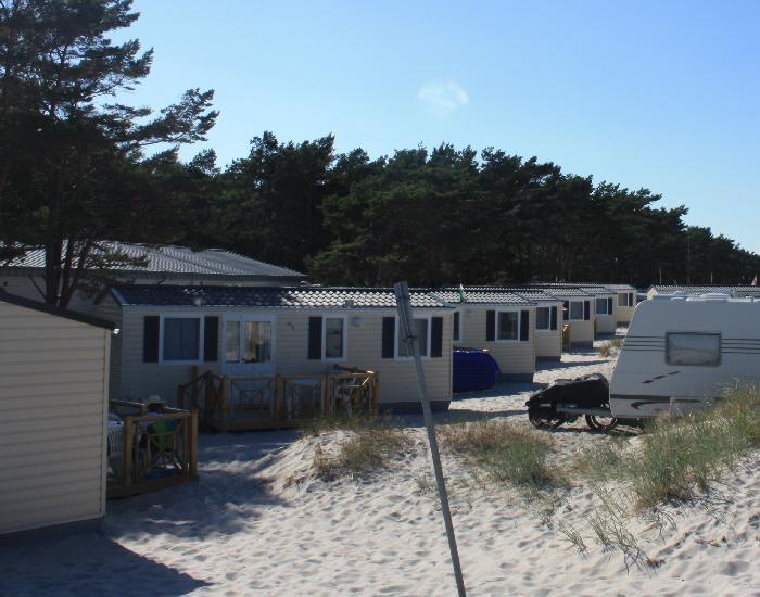 Bungalows Fischland Darss Zingst Strand Bungalows An Der Ostsee