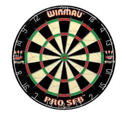 Winmau Pro SFB Dartboard - Steeldart Scheibe