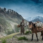 Remote life in mountain by Manish Lakhani