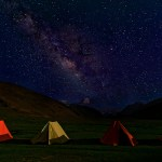 Sleeping Under The MilkyWay by Chandra Mulpuri