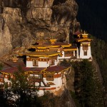 Taktsang monastery by Ram Mudiam