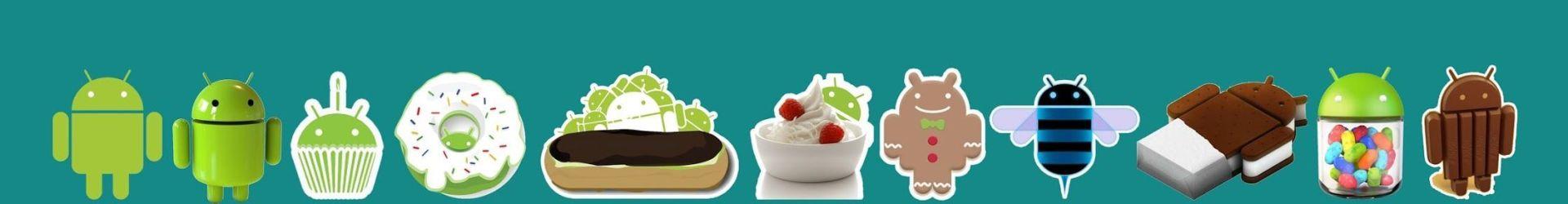 Android: da Apple pie a Nougat e ancora oltre
