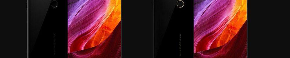 Ecco lo Xiaomi Mi Mix: uno smartphone a tutto schermo