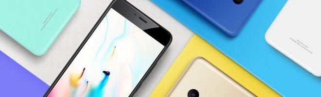 Meizu M5: display HD da 5.2″, 3 GB di RAM e prezzo basso