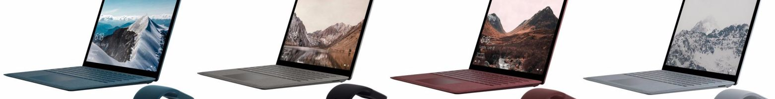 Microsoft Surface Laptop: il portatile bello, funzionale e dalla super autonomia