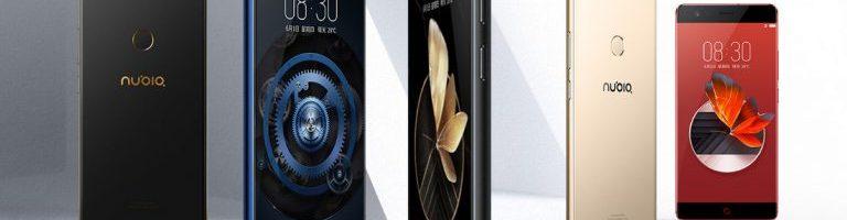 Nubia Z17 presentato ufficialmente: Snapdragon 835, 8 GB di RAM e doppia fotocamera posteriore