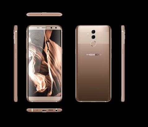 Meiigoo Mate 10: anche il Huawei Mate 10 ha il suo clone