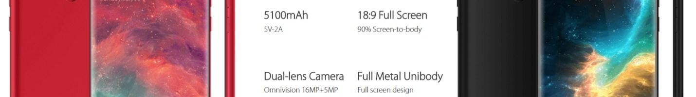 UMIDIGI S2 Lite: caratteristiche, disponibilità e prezzo