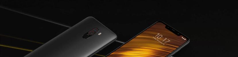 Xiaomi POCOPHONE F1 ufficiale: tanta sostanza a POCO prezzo