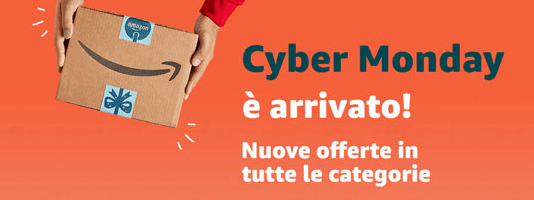 Cyber Monday 2018: ecco le offerte disponibili su Amazon