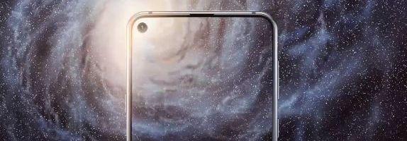 Samsung Galaxy A8s ufficiale: il primo smartphone con foro nel display per la fotocamera