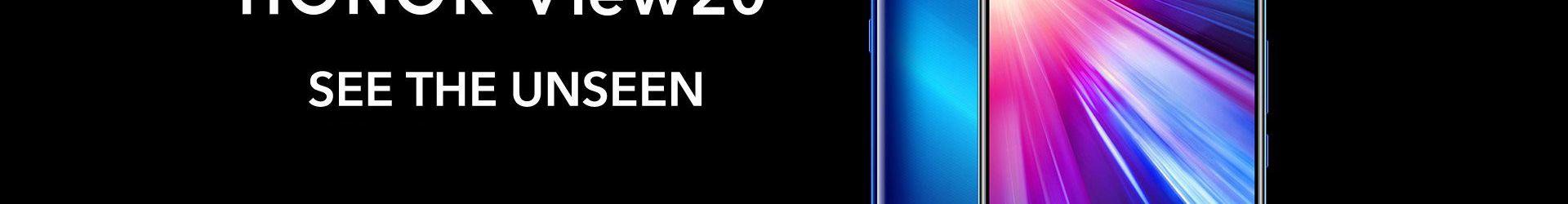 Honor View 20 arriva ufficialmente in Italia – (Link per l'acquisto e video della presentazione)