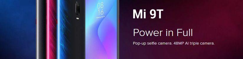 Xiaomi Mi 9T ufficiale: un vero best-buy. E per 24 ore viene venduto a 299 euro