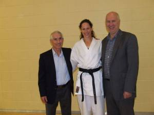 Helen Cox - Blackbelt Award