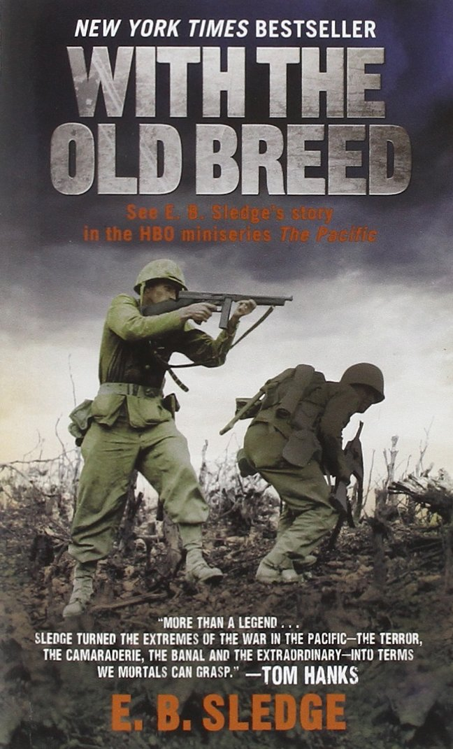 Image result for with the old breed book