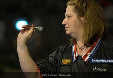 Anca Zijlstra pakt 2e zege dit seizoen tijdens NDB Ranking Open Rotterdam.