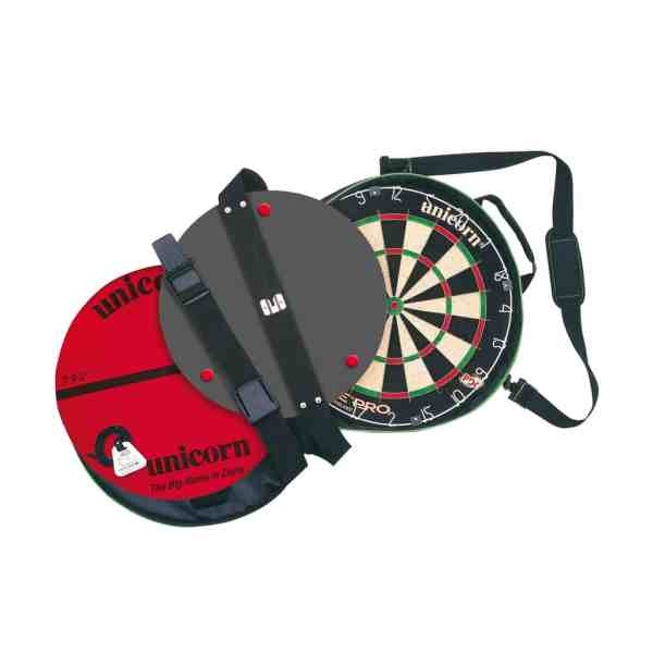 Unicorn On Tour Portable Dartboard