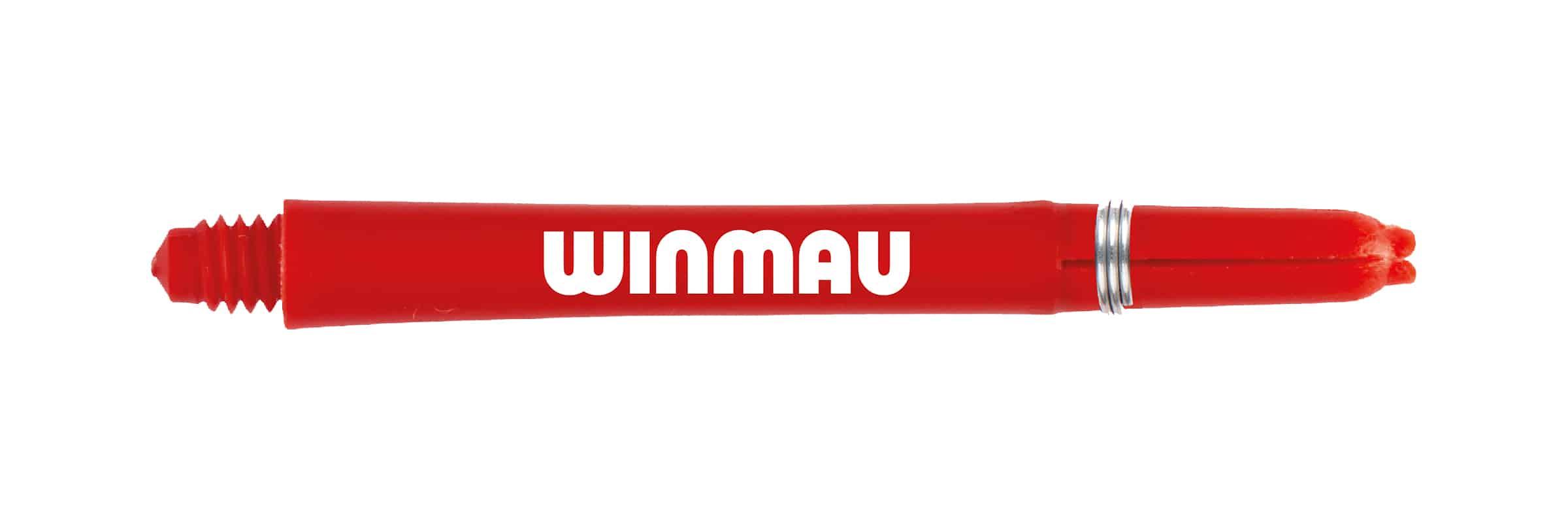 Winmau Signature Series Red Dart Stems