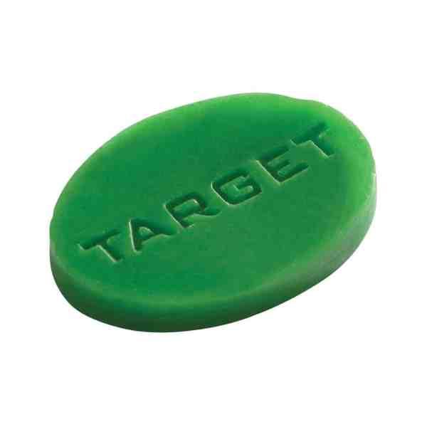 Target - Lime Green Grip Wax