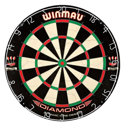 Winmau Diamond PLUS Bristle Dartboard