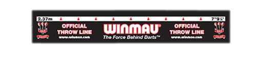 Winmau Red Line Darts Oche