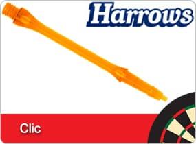 Harrows Clic Dart Stems