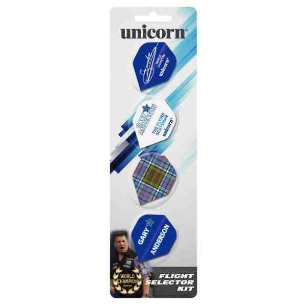 Unicorn Gary Anderson Flight Selector Kit