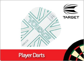 Target Player Dart Flights