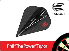 Target Phil Taylor Power Dart Flights