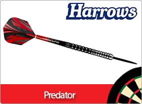 Harrows Predator Darts