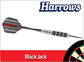 Harrows Black Jack Darts