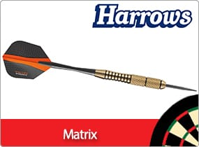 Harrows Matrix Darts