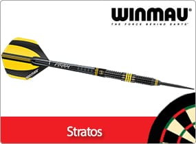 Winmau Stratos Dual Core Darts