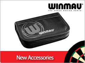 Winmau New Accessories