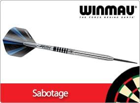 Winmau Sabotage Darts