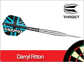 Darryl Fitton Darts