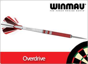 Winmau Overdrive Darts
