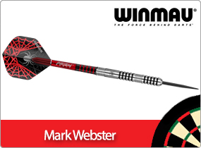 Winmau Mark Webster Darts