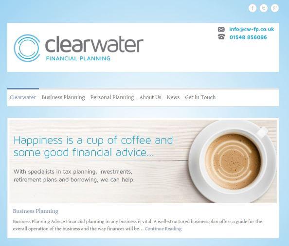 Clearwater Financial Planning Kingsbridge