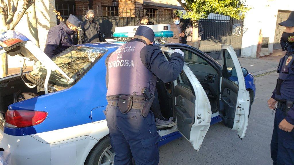El agresor fue detenido en la mañana del miércoles