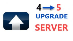 upgrade4to5server