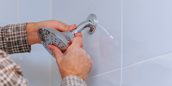 comment faire pour augmenter le debit de la douche darty vous